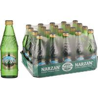 Вода минеральная Нарзан газированная 0.33 л (20 штук в упаковке)