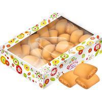 Печенье Дымка Батончик с творожно-малиновой начинкой 700 г