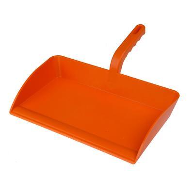 Совок Hillbrush 308x304 мм оранжевый