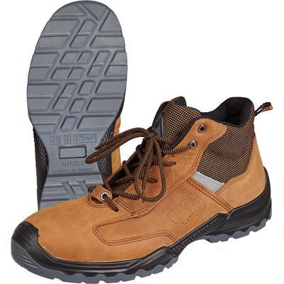 Ботинки OutDoor натуральная кожа коричневые размер 45