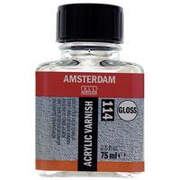 Лак для акрила Royal Talens Amsterdam глянцевый 75 мл