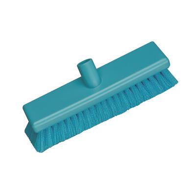 Щетка для пола Hillbrush В849B 30 см мягкая щетина (синяя)