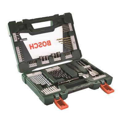 Набор принадлежностей Bosch V-line-83 (2607017193)