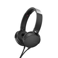 Наушники Sony MDR-XB550AP черные