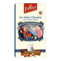 Шоколад Villars ассорти горький и молочный 250 г
