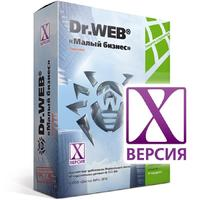 Антивирус Dr.Web 'Малый бизнес' база для 5 ПК на 12 месяцев (BBZ-C-12M-5-A3)