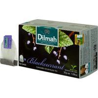 Чай Dilmah Blackcurrant черный с черной смородиной 20 пакетиков