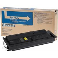Тонер-картридж Kyocera TK-475 черный оригинальный