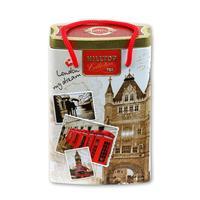 Чай подарочный Hilltop Прогулки по Лондону Эрл Грей листовой черный с бергамотом 125 г