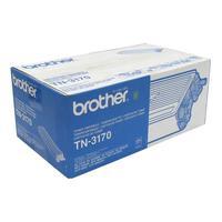 Тонер-картридж Brother TN-3170 черный оригинальный повышенной емкости
