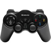 Геймпад беспроводной Defender Game Master Wireless USB (64257) черный