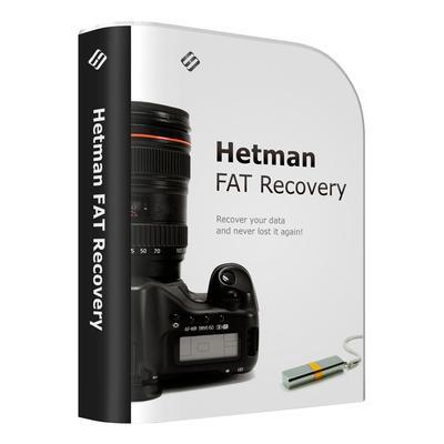 Программное обеспечение Hetman FAT Recovery Home (электронная лицензия, RU-HFR2.5-HE)