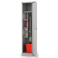 Шкаф хозяйственный ШМС-6.18 (400x450x1850 мм)