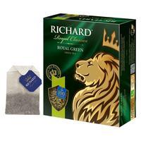 Чай Richard Royal Green зеленый 100 пакетиков