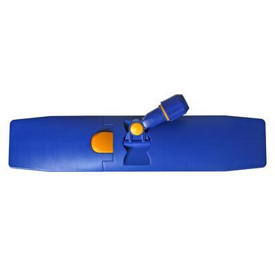 Держатель МОПа 50х10 см пластик синий