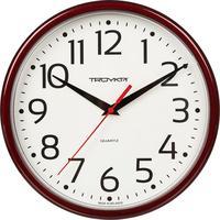 Часы настенные Troyka (22.5х22.5х3.7 см)
