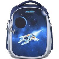 Рюкзак школьный MagTaller Unni Spaceship синий