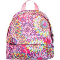 Рюкзак детский №1 School Цветы разноцветный