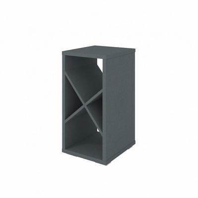 Приставной элемент Spring (серый антрацит, 360x400x715 мм)
