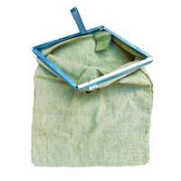 Инкассаторская сумка снабженная складывающейся рамой размером 60x60 см