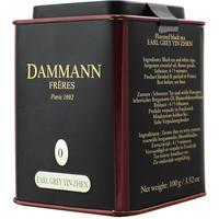 Чай Dammann The Earl Grey Yin Zhen черный с бергамотом 100 г