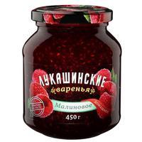 Варенье Лукашинские малиновое 450 г
