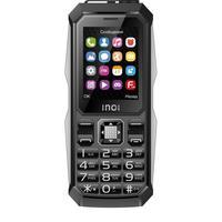 Мобильный телефон Inoi 246Z серебристый