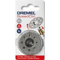 Круг отрезной алмазный Dremel Speed clic SC545 38 мм (2615S545JB)