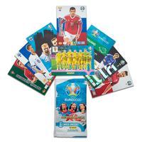Карточки Panini EURO2020 Adrenalyn XL (8 карточек в 1 упаковке)