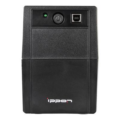 Источник бесперебойного питания Ippon Back Basic 650 IEC