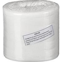 Салфетки сухие Алмадез для дезинфекции сменный блок (200 штук в упаковке)