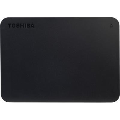 Внешний жесткий диск Toshiba Canvio Basics 500 Gb (HDTB405EK3AA)