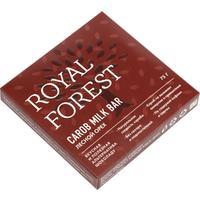 Шоколад кэроб Royal Forest Carob Milk Bar лесной орех 75 г