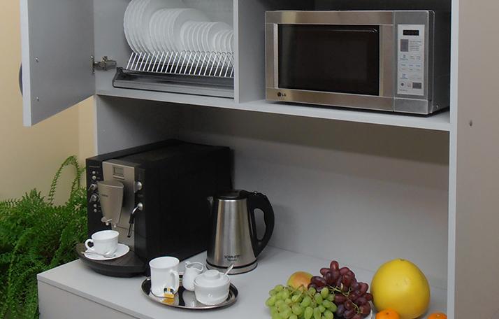 Мини-кухня КМ 214