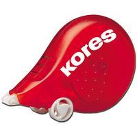 Корректирующая лента Kores Скутер 4.2 мм x 8 м цвет корпуса красный