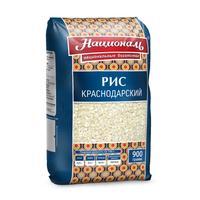 Рис круглозерный Националь Краснодарский 900 г