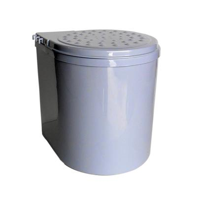 Ведро для мусора в мини-кухню Ринг (пластик)