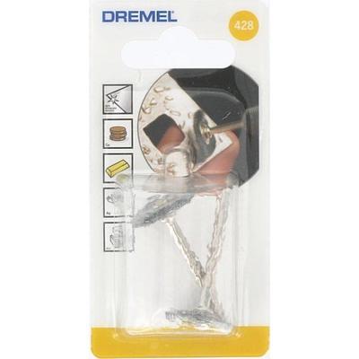 Насадка щётка из углеродистой стали Dremel 428 19 мм (26150428JA)