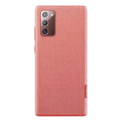 Чехол-крышка Samsung Kvadrat Cover для Galaxy Note 20 красный (EF-XN980FREGRU)