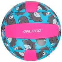 Мяч волейбольный Onlitop Кошечка (размер 2)