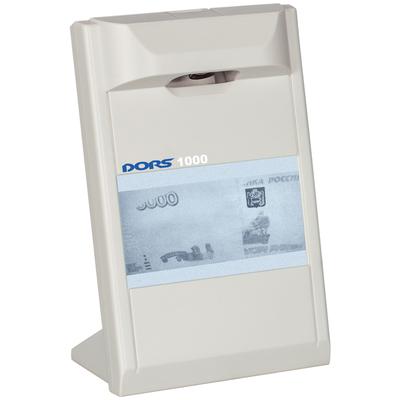 Детектор валют Dors 1000 M3 серый