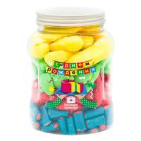 Мармелад жевательный Вкусная помощь С Днем Рождения! 1.13 кг
