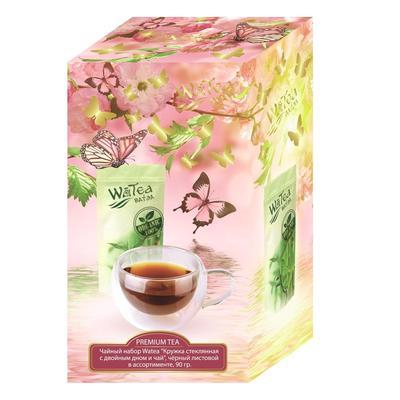 Чай подарочный Watea черный классический 90 г