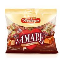 Конфеты шоколадные Победа вкуса Amare 200 г