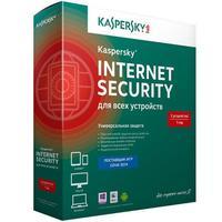 Антивирус Kaspersky Internet Security база для 2 ПК на 12 месяцев (коробка, KL1941RBBFS)