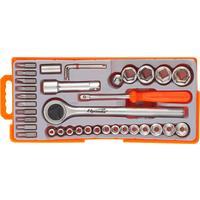 Набор инструментов слесарно-монтажный Sparta 36 предметов (13541)