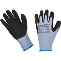 Перчатки рабочие трикотажные София-Экстра х/б с латексным покрытием (размер 10, XL)