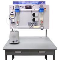 Комплект учебно-лабораторного оборудования Установка по изучению процесса адсорбции