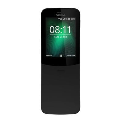 Мобильный телефон Nokia 8110 DS TA-1048 черный (16ARGB01A02)