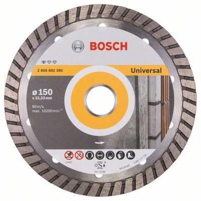 Диск алмазный Standard for Universal Turbo 150-22,23 Bosch 2608602395
